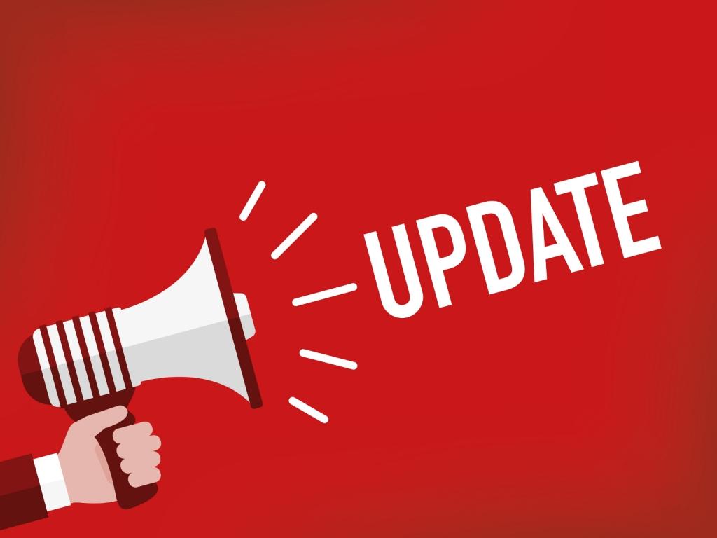 update-announced
