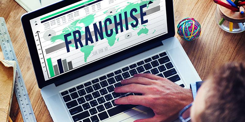 Promosi Waralaba / Franchise ke Calon Franchisee via Internet