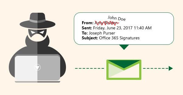 Mengenal dan Mencegah Email Spoofing