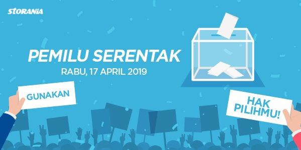 Berkenaan dengan adanya kegiatan Pemilihan Umum (Pemilu) pada tanggal 17 April 2019 dan Keputusan Presiden (Keppres) Republik Indonesia Nomor 10 Tahun 2019 tentang Hari Pemungutan Suara Pemilihan Umum tahun 2019 sebagai Hari Libur Nasional